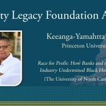 Image for the Tweet beginning: The Liberty Legacy Foundation Award
