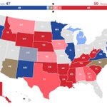 Image for the Tweet beginning: 🚨SENATE RATINGS CHANGES🚨 @InsideElections has