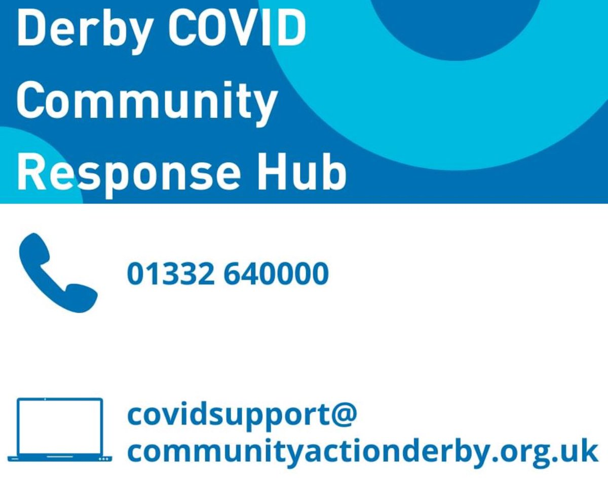 Need help or want to volunteer? #derbydirect #640000