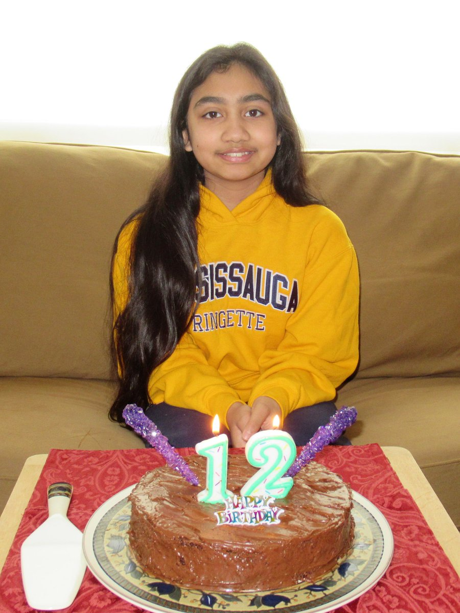 She's celebrating her 12th Birthday in her @RingetteOntario @MustangRingette @MRAringette sweats!  She misses ringette & all that has been lost from this season, like many of you. But for today, we want to help her focus on her dreams and wishes for her future. Send us a  or pic.twitter.com/11fblkxtIR
