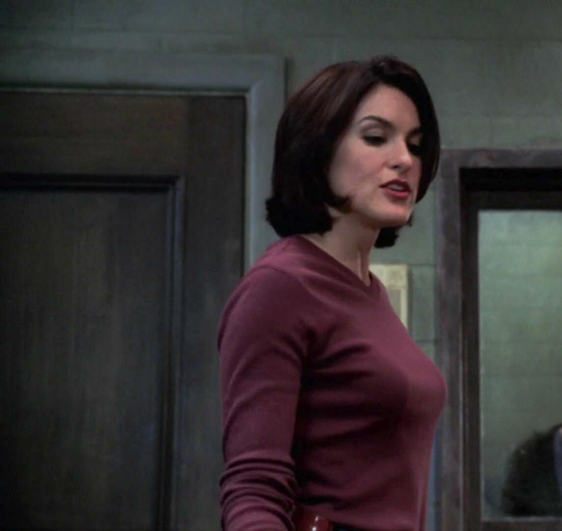 The power of Olivia Benson since 1999 (part2)