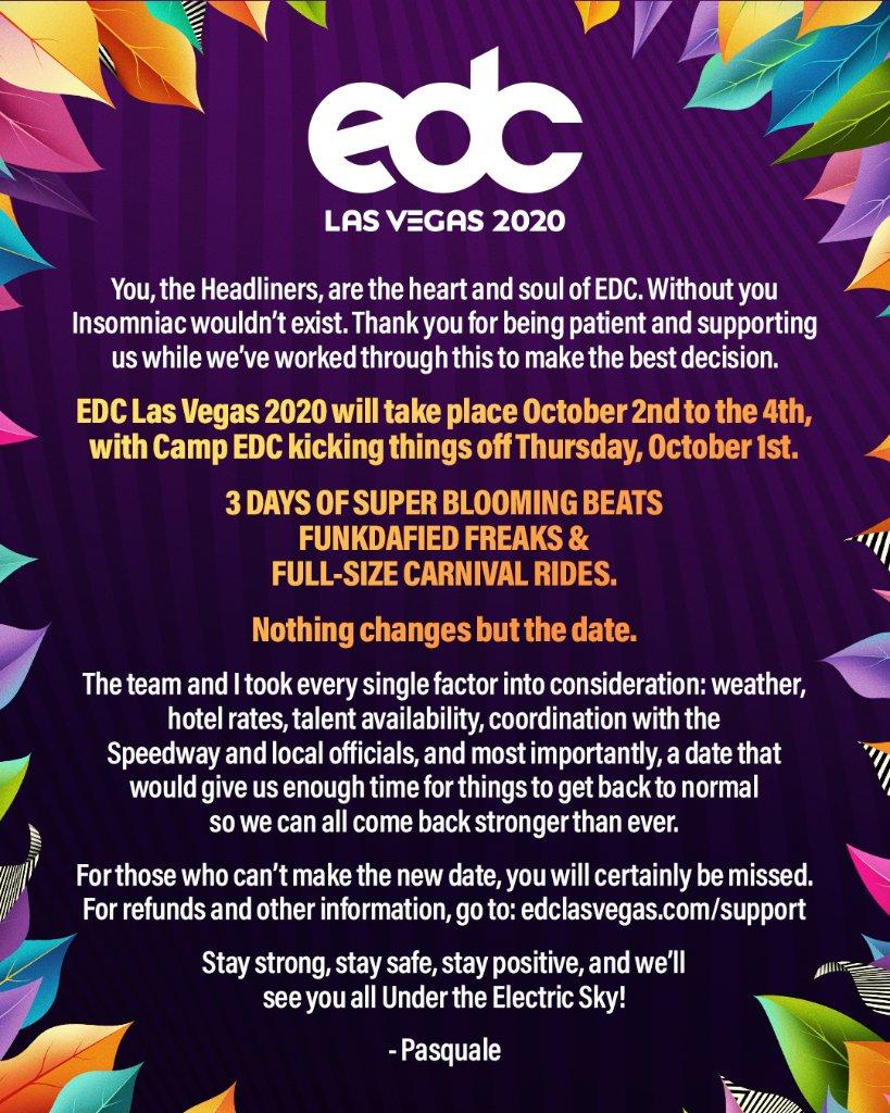 edc las vegas 2020 dates