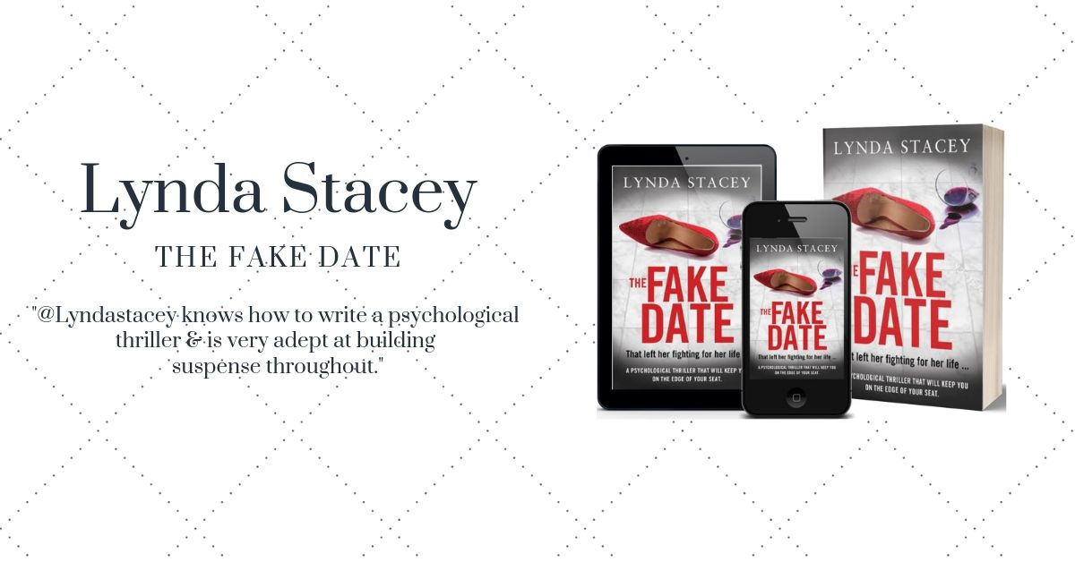 """Time to fill yr #kindle   The Fake Date just 99p  """"Lynda Stacey is right up there with Nora Roberts when it comes to jaw dropping tales""""  http://amazon.co.uk/dp/B07FM915Q2/  #suspense #relationships #writerslife #romance #5stars #BookBoost #Bookseries #writerscommunity  #readerscommunitypic.twitter.com/Eyi2Ztbf02"""