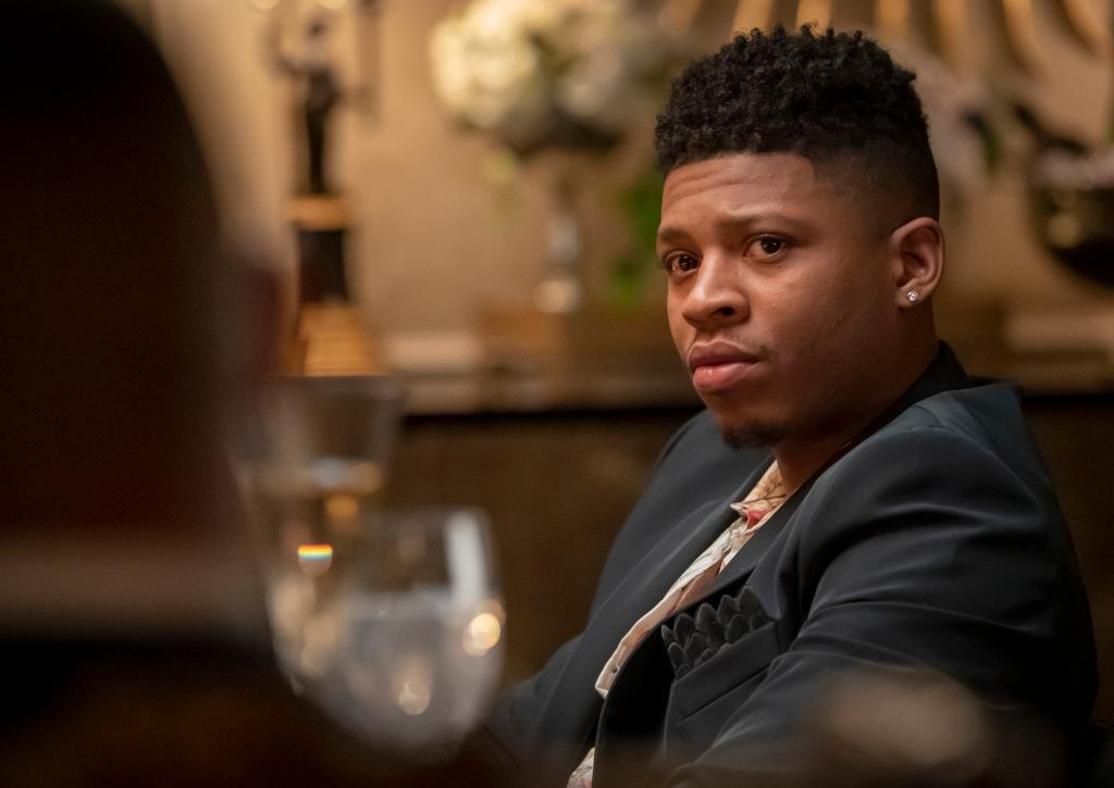 Hakeem is wondering why you haven't caught up on #Empire yet... 📺: fox.tv/empiretw