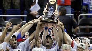 """A Kansas comeback for the history books, Rock Chalk Championship. Kansas takes the title!"" @CBSSports  -Jim Nantz #BarstoolBestBar #BarstoolWheel @BarstoolKUpic.twitter.com/3VzhxXNT2c"