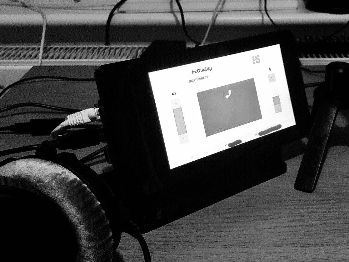 Today I built myself a box. A very clever box. @ipDTL #raspberrypi #radio