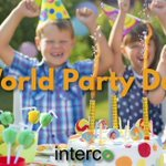 Image for the Tweet beginning: April 3rd is World Party