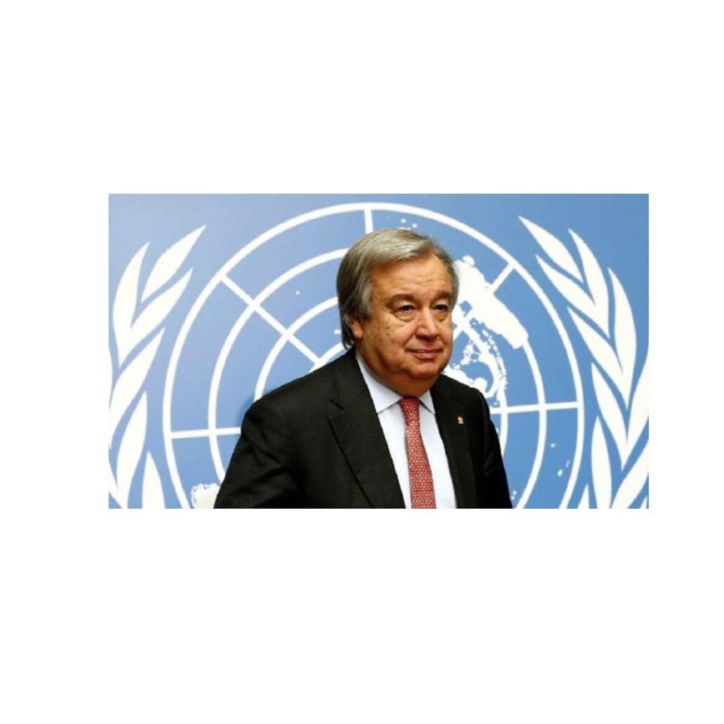 Nigeria's response to coronavirus is remarkable —UN Secretary-General https://gistnaija.ng/2020/04/03/nigerias-response-to-coronavirus-is-remarkable-un-secretary-general/ …pic.twitter.com/QigUTd2znN