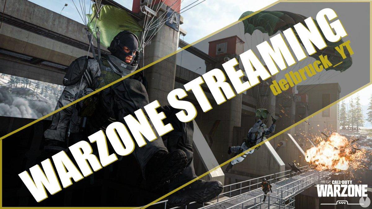Volvemos al directo en WARZONE!!! https://youtu.be/nz-nxlLrWJs #callofduty #modernwarfare #sniping #warzone #gameplay #SmallYouTuberArmy #smallyoutubers #SmallStreamersConnect @SmallStreamersR @SupStreamers @TwitterGaming @YouTubeGamingpic.twitter.com/0YFmJnh3wH
