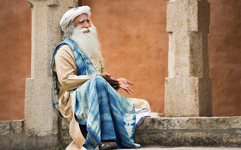 This is the time to sit back, look at our lives, reflect, strategize the trajectory of what we want our life to be, and above all, realize the fragile nature of our existence. #SadhguruQuotes