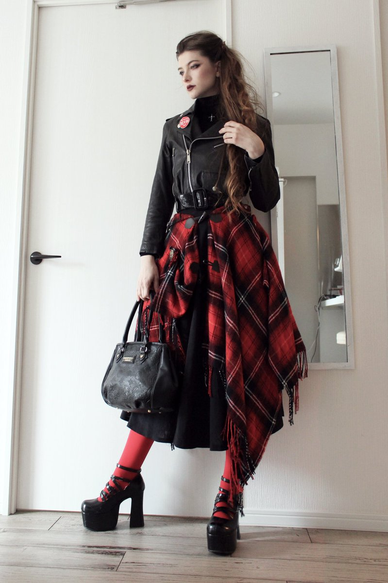 ファッション パンク