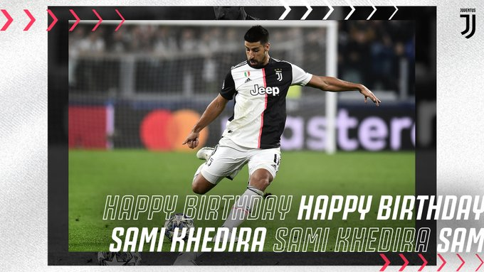 Happy 33rd birthday today to our German Bianconero,