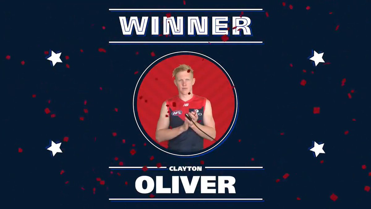 Image for the Tweet beginning: Clarry WINS! 👏 Keep your eyes