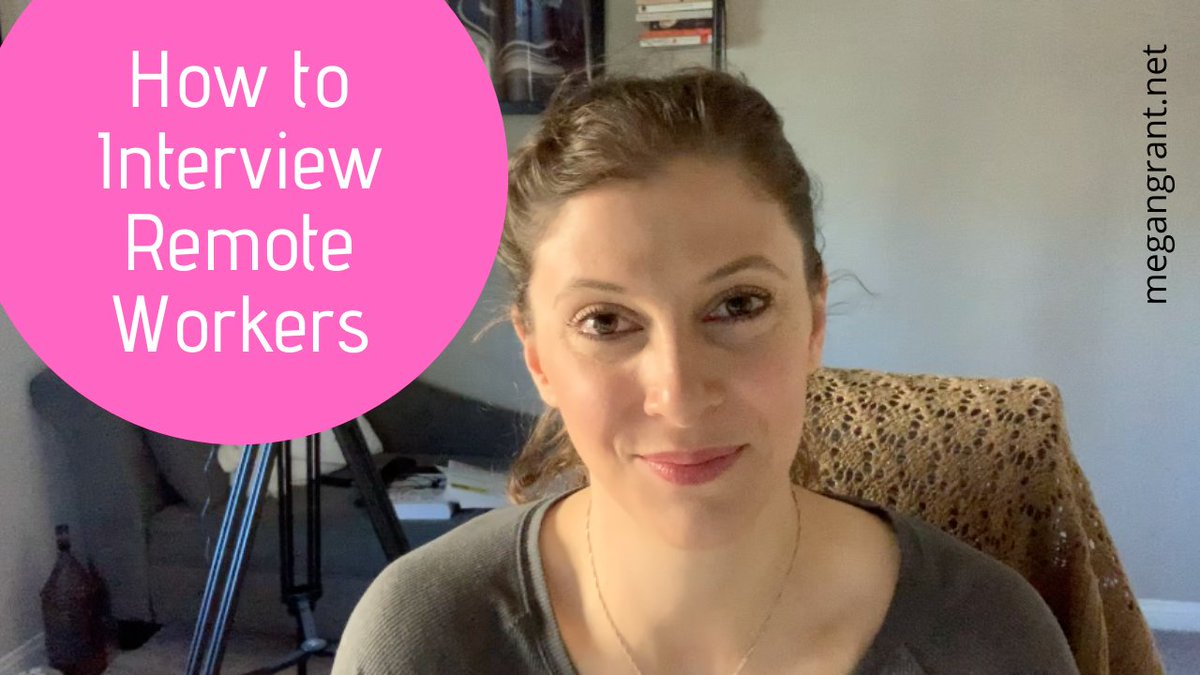 New video up on YT! How to Interview Remote Workers & Grow Your Remote Staff https://www.youtube.com/watch?v=RZt_9Vz_oxE… #workfromhome #remotework #remoteworkingpic.twitter.com/qlB59O6YQ6
