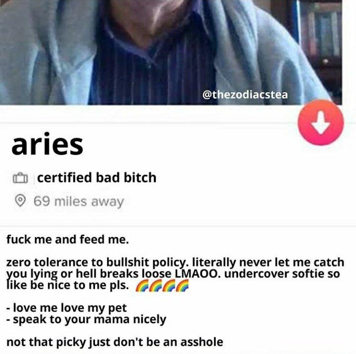 On Twitter Was Going Through Screenshotting Aries Memes