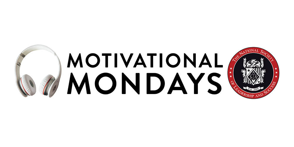 Congratulations to @ChrisDandrea1 - this week's $1,000 #MotivationalMonday scholarship recipient! Our weekly scholarships are made possible through our partnership with Audible. Learn more about this partnership at http://audible.com/nsls. #theNSLSpic.twitter.com/Tt6FPX06cb
