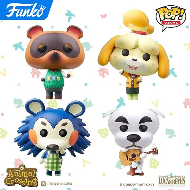 Funko Pop News On Twitter Peek At Some Concept Animal Crossing Funko Pops Ig Riverspoons Studios Fpn Funkopopnews Funko Pop Funkos Popvinyl Funkopop Funkopops Https T Co Cnqnfbtqaj
