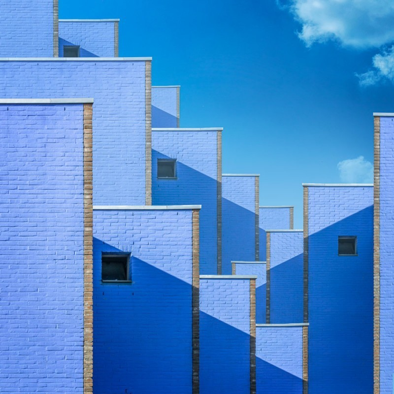 Blue Fugue by Paul Brouns  #art #photography #architecture pic.twitter.com/9rh55PUCcn