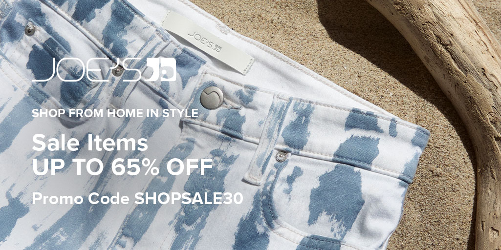 Stay home and shop with us. Get up to 65% off sale items now! https://t.co/KbHVETgh8L https://t.co/LUfmclOHH0
