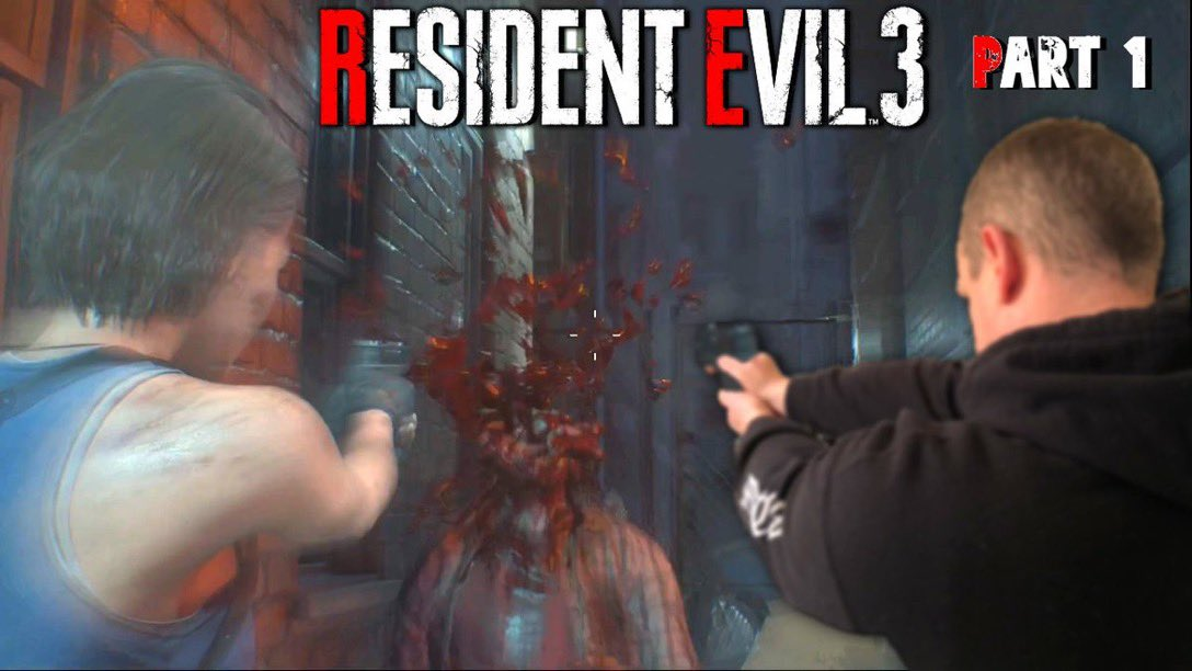 RESIDENT EVIL 3 Remake - Full Game - Part 1 - Awesome & Scary!!!  Watch @ http://youtu.be/nTYKV6Kxeuk  @theYTForum #smallyoutubers #SmallYouTuberArmy #smallyoutubercommunity #smallstreamerspic.twitter.com/1JxiS7lV55