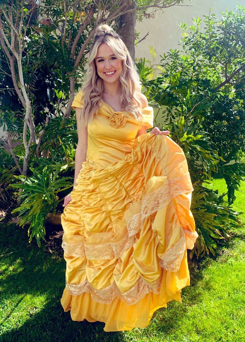 All this #QuaratineLife has me bringing out all the princess dresses again! How about you? 👑
