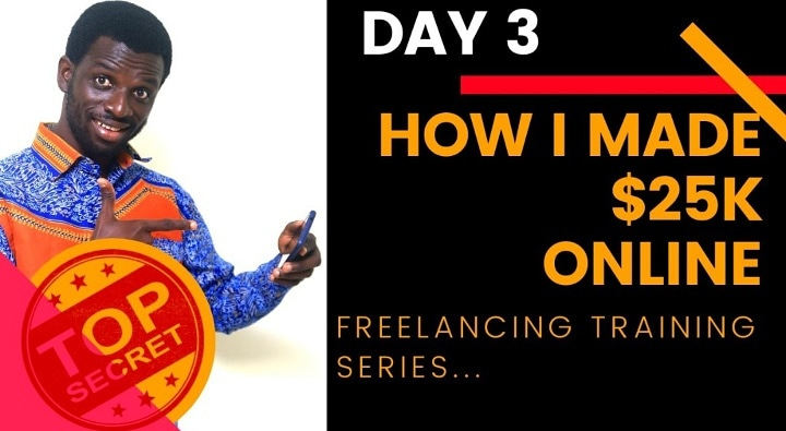 DAY 3  Hello in todays training I will talk about HOW TO CREATE YOUR DIGITAL PORTFOLIO PART 2 (MAKE $25K ONLINE 2020). please Click to watch full video    #love  #instagood  #me  #cute  #tbt  #photooftheday  #instamood  #iphonesia  #tweegram  #picoftheday