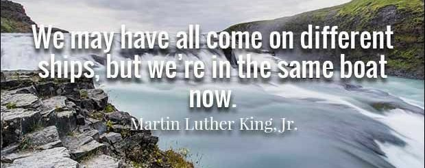 No race, No religion, no ethnicity, no poor, no rich, no gender. Now just bunch of humans, all in this together.  #COVID19 #Corona #SaveTheWorld #StayHomeSaveLives #StayHome  #WeWillGetThroughThis #WeAreInThisTogether #WeShallOvercome  #MartinLutherKingJr #MyThoughtpic.twitter.com/JZlnLuPF1l