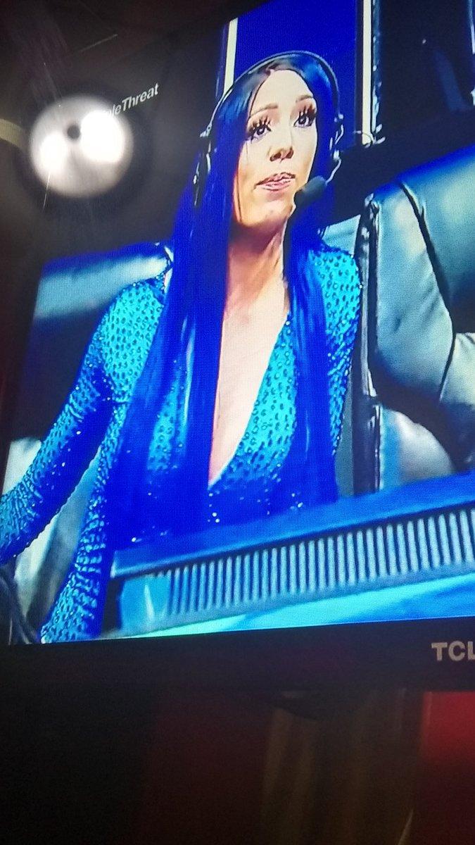 #Smackdown OMG is Boss Time on SmackDown Live @SashaBanksWWE https://t.co/gdB0fvszuK