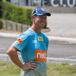 Image for the Tweet beginning: Coach Justin Holbrook joined @9NewsGoldCoast
