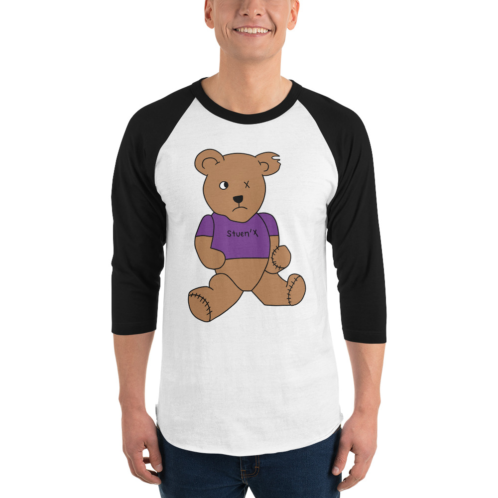 """""""Courage is fear holding on a minute longer."""" -George S. Patton #StuenX #StayTenaciousUnequivocallyEnhanceNicenessbyX #by10 #courage #tees #socks #sweatshirts #loveyourself #spreadlove"""