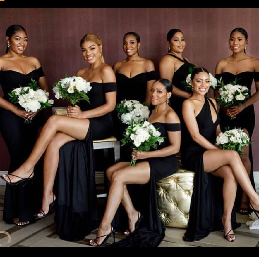 LUXE BRIDESMAID @vaingloribride . . . . . #luxekurves #luxewomen #makeup #model #media #weddingvibes #wedding #luxewedding #nyfw #lafw #lifestyle #blackbride #bridesmaidpic.twitter.com/skXQUaCLXk