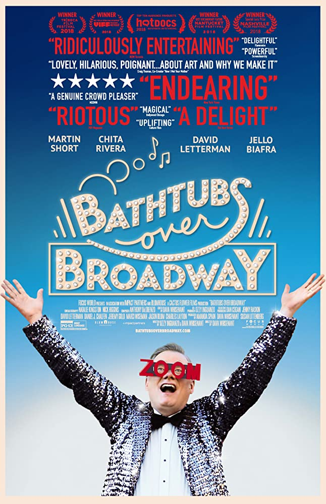"""Just watched, """"Bathtubs Over Broadway"""" on @netflixpic.twitter.com/X2N7KpCLf2"""
