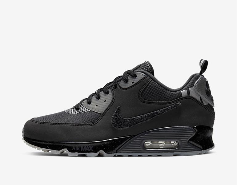 UNDEFEATED x Nike Air Max 90 – Black #sneaker #kicks #soon #restock #release