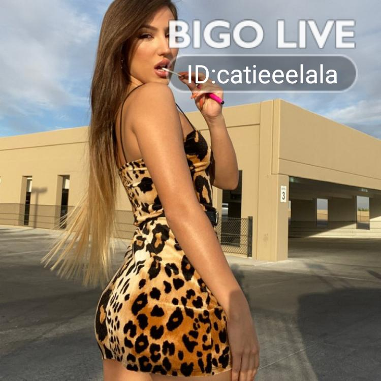 Come and see catieeelala's LIVE in #BIGOLIVE: #dance Bae come talk ♥️ #girl