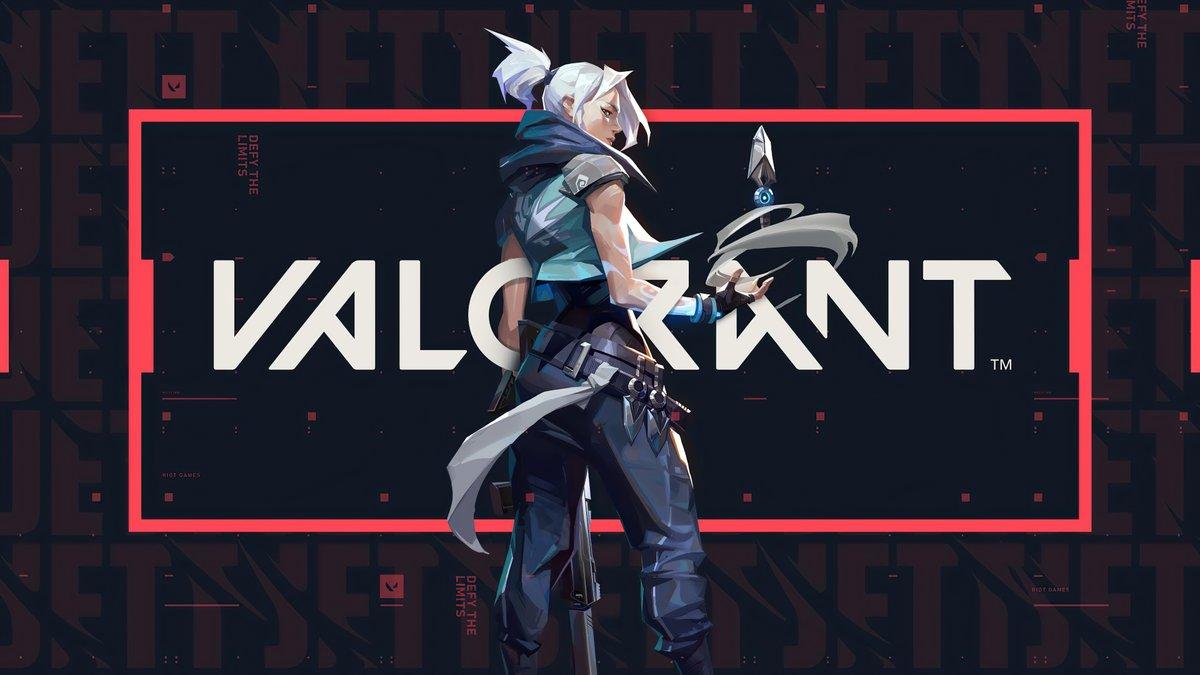 Valorantニュース Valorant Pc用 4k壁紙