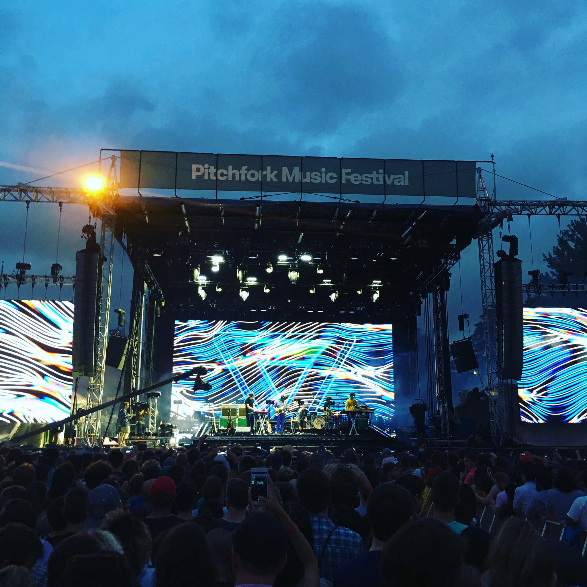 Pitchfork Music Festival 2020
