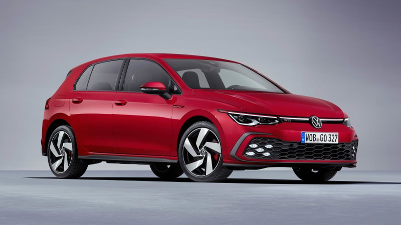2021 VW GTI is revealed with more horsepower and torque, but of course http://dlvr.it/RT80Fl pic.twitter.com/38nWC5ObyU