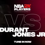 Image for the Tweet beginning: 🎮 @NBA2K Players Tournament 🎮  @KDTrey5