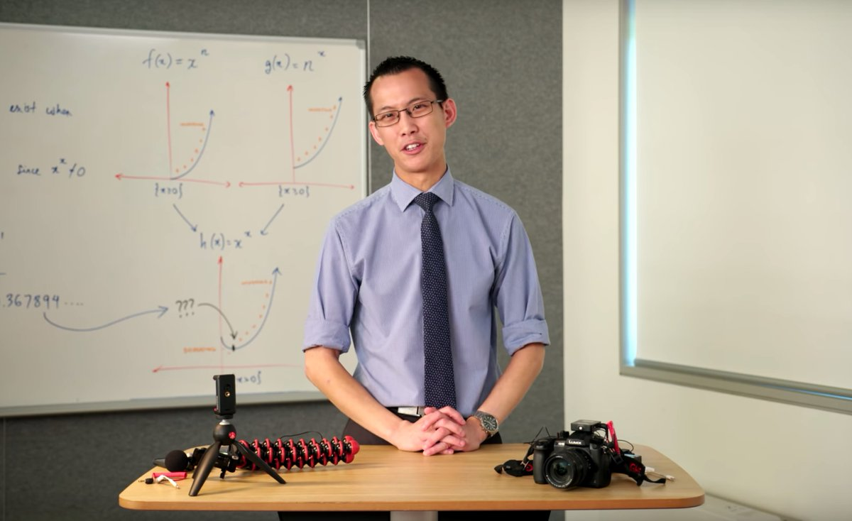 Australian creator @misterwootube  has started a Teach the Teacher series to show other teachers how to run a YouTube channel while they #StayHome  →  https://yt.be/oDg1
