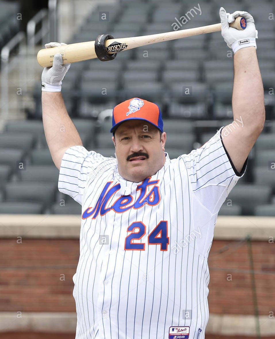 Kevin James Does Sports