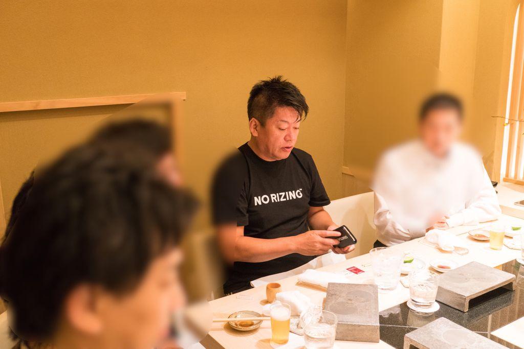 堀江貴文と直接話せるTERIYAKIプレミアム鮨会の先行予約チケットを無料配付開始❗️毎月開催していますが、常に即完売するほどの人気イベント⭐️無料予約チケットを手に入れてイベントに参加できる確率を上げましょう😆#TERIYAKI プレミアム鮨会の詳細▷@takapon_jp