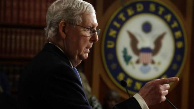 McConnell says there will be a fourth coronavirus bill