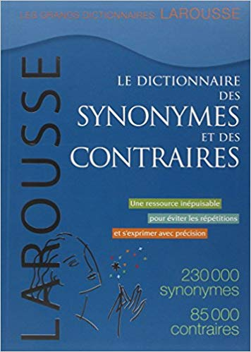 Dictionnaire Electronique des Synonymes (DES)