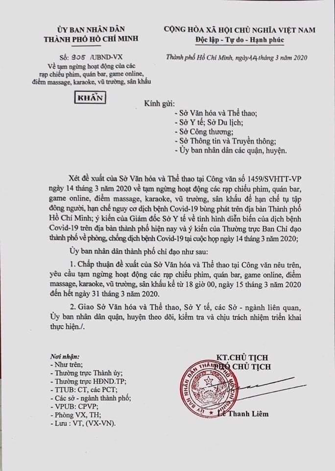 Gary Funk On Twitter And Vietnam Didn T Lock Down Till March 1st Saigon Was Put On Lockdown Till March 14th Https T Co Myrncry9z6