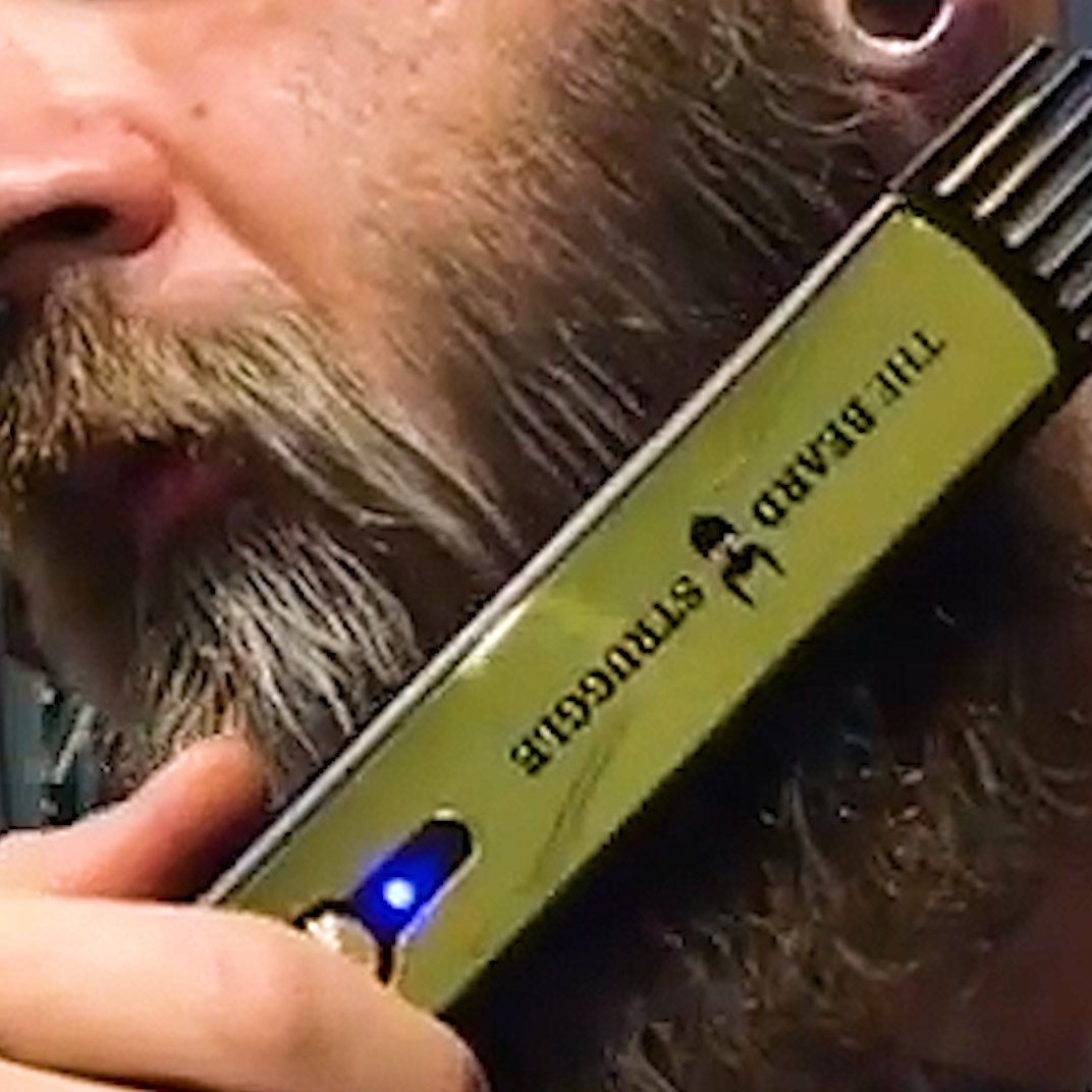 Beard hair can be easier to control with the help of this heated brush  #beard #beauty #hair pic.twitter.com/St9yM4bm7r