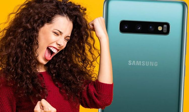 After Galaxy S10 price shock, Samsung offers some far better news for owners http://dlvr.it/RT8ccMpic.twitter.com/5w9hyR2p23