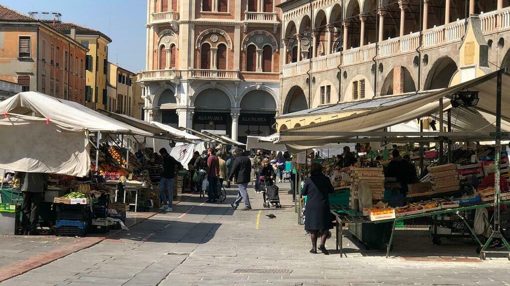 Il Veneto torna per strada malgrado le ordinanze, ...