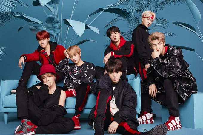 BTS Hibur ARMY dengan Video Kocak di TikTok (c) Big Hit Entertainment