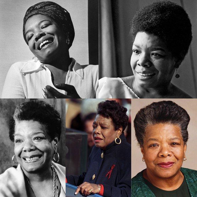 Happy Birthday Maya Angelou & Jill Scott