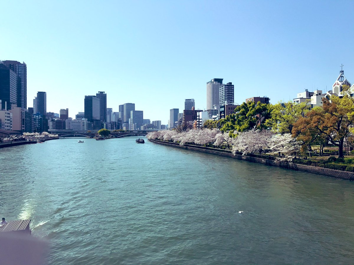 Great! #Japan  #osaka #sakurapic.twitter.com/f2ZsLkNog4